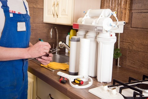 Water Filter Repair and Installation Service