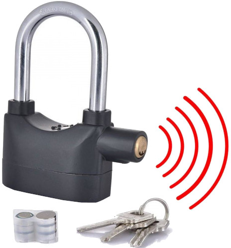 Alarm Lock Loud Sound Digital Sensor Chip