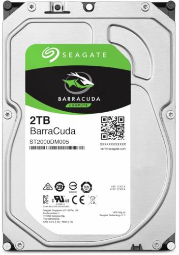 Seagate Barracuda ST2000DM005 2TB Desktop HDD