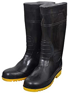 Industrial Waterproof Safety Gumboot