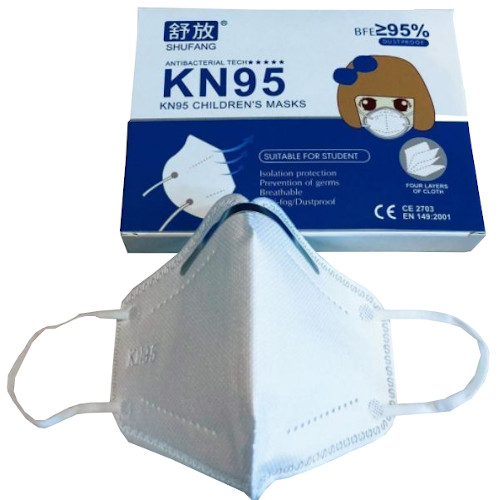 Shufang Antibacterial Tech KN95 Children Mask