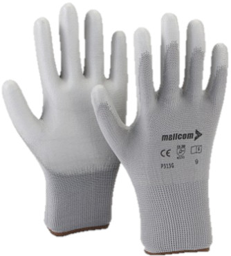 Mallcom P313G Cut Resistant Work Hand Gloves