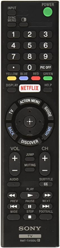 Sony RMT-TX100U Smart TV Remote Control