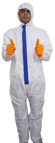 Virus Protecte Executive Gown PPE