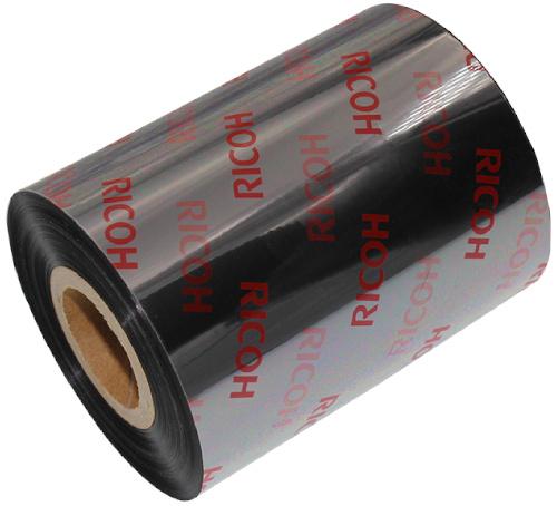 Ricoh 110mm x 300M Premium Wax Ribbon