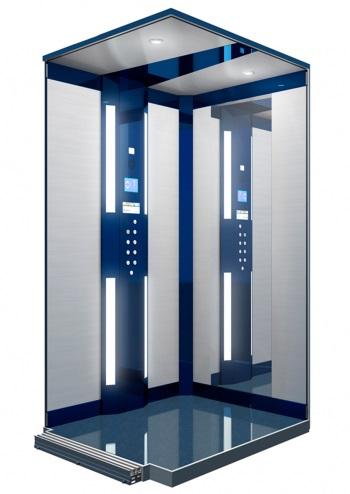 Fuji HD FHD-0112 Passenger Elevator 6 Person 10 Stop
