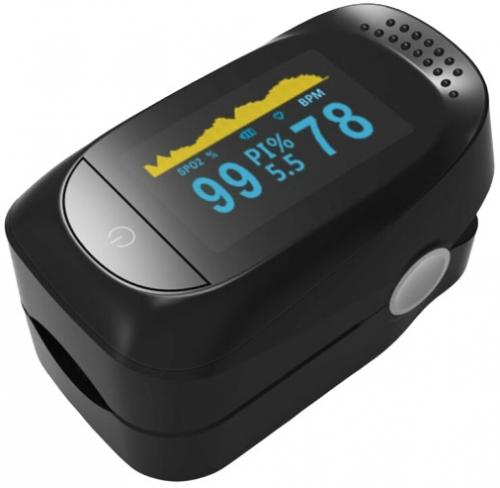 IMDK C101A2 FDA & CE Certified Fingertip Pulse Oximeter