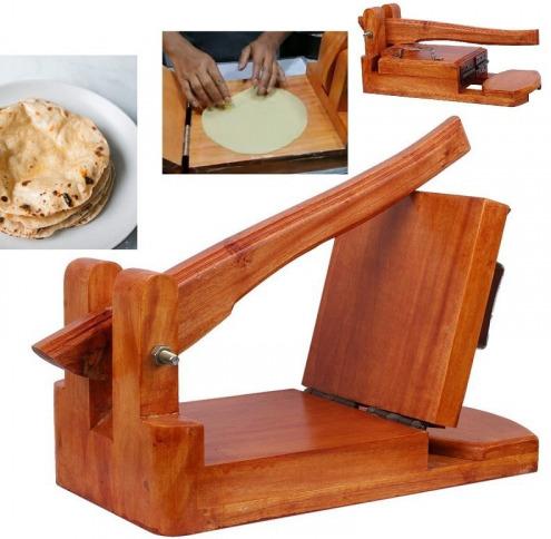 Wooden Roti Maker
