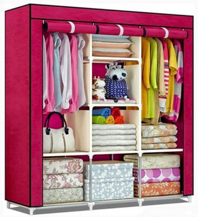 Portable Fabric Wardrobe