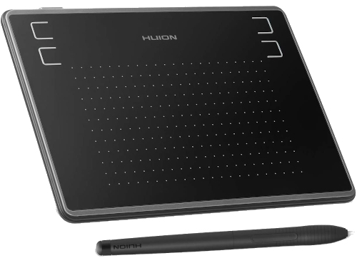 Huion H430P Battery-Free Pen Graphics Tablet