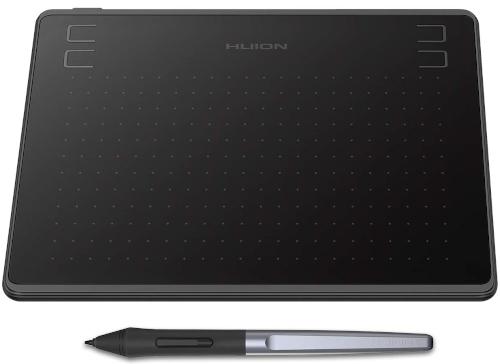 Huion HS64 Professional Graphics Pen Tablet