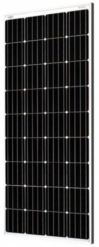 Loom Solar 180-Watt Mono Crystalline Panel