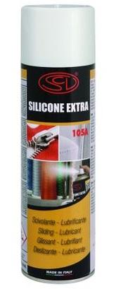 Silicone Extra 105A Spray Lubricant