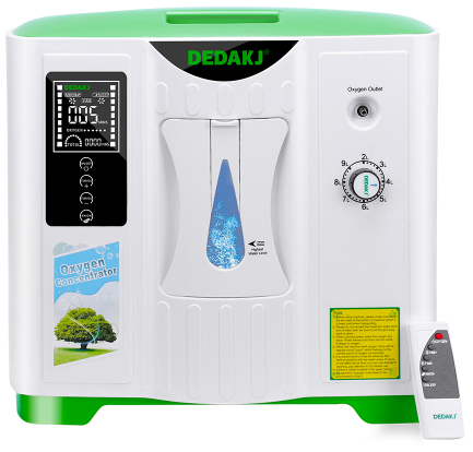 Dedakj DE-2A Double Inhalation Oxygen Generator