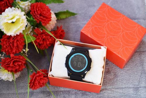 Sanda 337 Waterproof Wrist Watch for Men