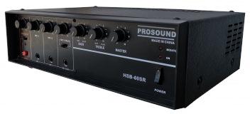Prosound HSB-60SR Mixer Amplifier