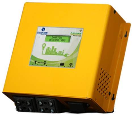 Smarten 50 amps Mppt Solar Charge Controller