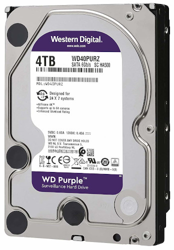 Western Digital 4TB 5400 RPM External Hard Disk Drive