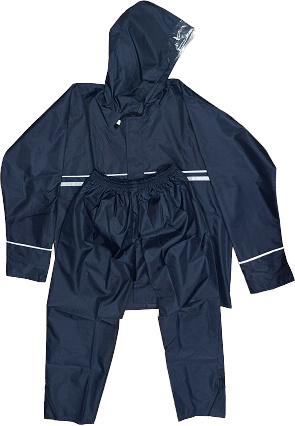 1-Part Raincoat with Trouser