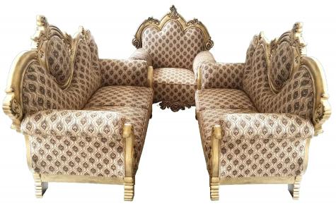 Solid Foam Sofa Set