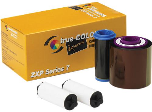 Zebra IX Series Black Color Ribbon