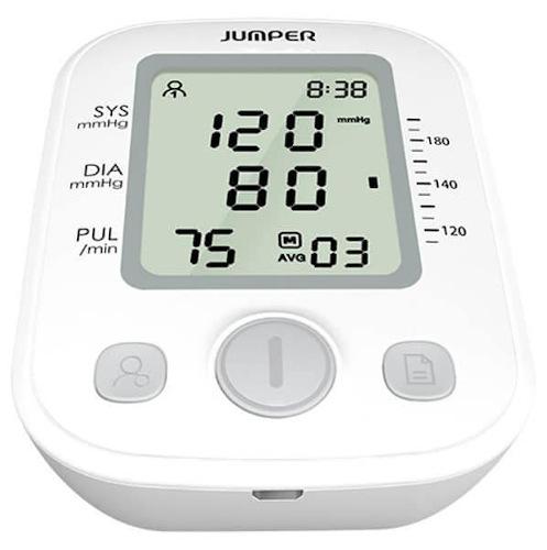 Jumper JPD-HA200 Oscillometric Blood Pressure Monitor