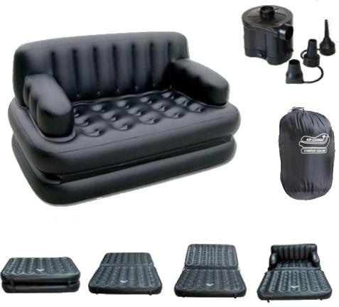 5-in-1 Air Sofa cum Bed