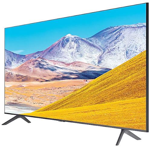 "Samsung TU8100 55"" 4K Crystal UHD Smart TV"