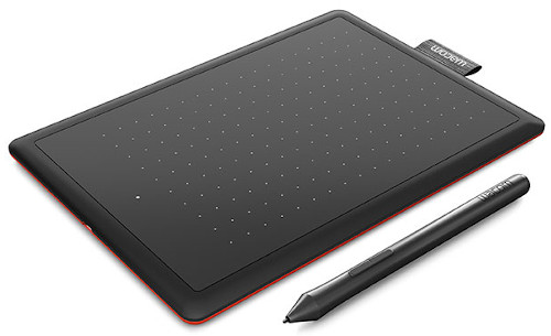 Wacom One CTL-472 Drawing Tablet