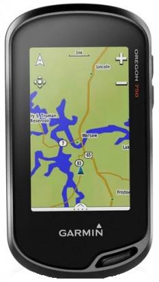 Garmin Oregon 750 Rugged GPS with Camera