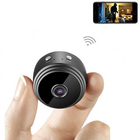 A9 Wi-Fi Night Vision Mini IP Camera