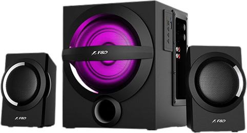 F&D A140X 2.1 Black Bluetooth 4.0 Audio Streaming Speaker