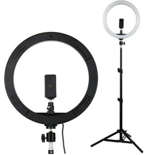 USB LED Ring Light with 14