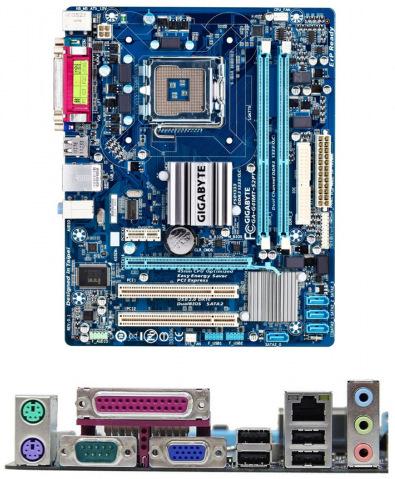 Gigabyte GA-G41MT-S2PT DDR3 RAM Motherboard