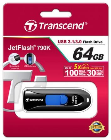 Transcend 64GB Pen Drive