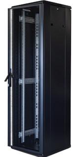 Toten G3.6642.9801 42U 600 x 600 Floor Stand Cabinet