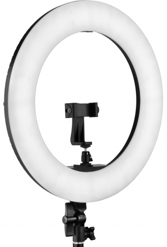 Adjustable LED Ring Light with 20