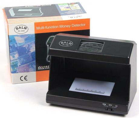 Balm DL-1000 Multi Function Money Detector