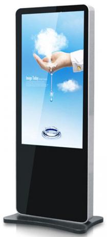 User US-ADXX0 Floor Standing Advertising Kiosk