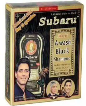 Dexy Subaru Black Hair Shampoo