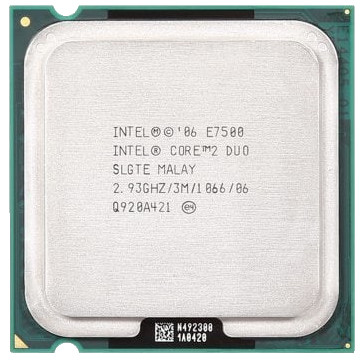 Intel Core 2 Duo Desktop Processor