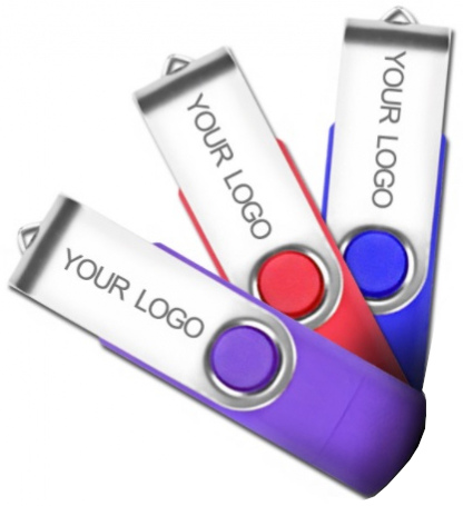 Your Own Brand Logo on Pendrive