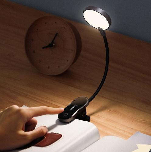 Baseus Dgrad-0G Comfortable Reading Mini Clip Lamp