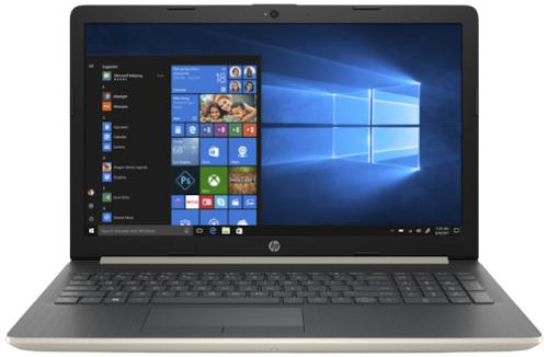 HP 15-da2635nia Core i7 10th Gen 4GB RAM 1TB HDD