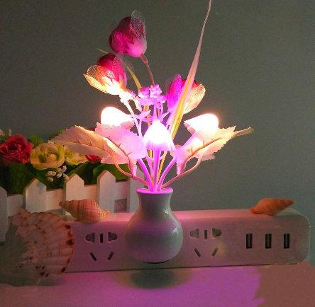 Romantic Colorful Sensor LED Decoration light