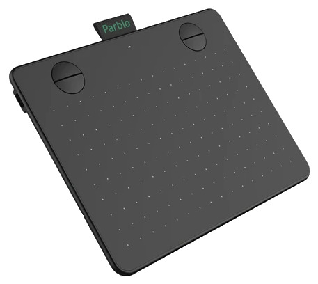 Parblo A640 V2 Ultra-Slim Graphics Tablet