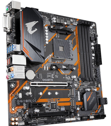Gigabyte B450M AORUS Elite AMD Gaming Motherboard