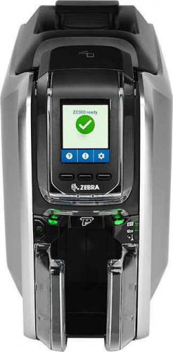 Zebra ZC 300 Dual Side ID Card Printer