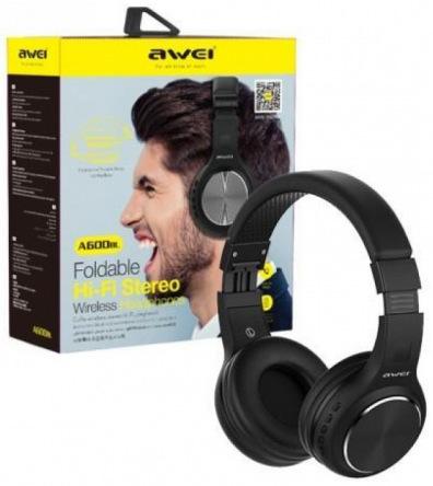 Awei A600BL Hi-Fi Stereo Bluetooth Headphone