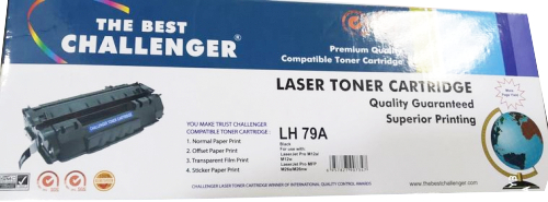 Best Challenger 79A 1200 Pages Yield Printer Toner
